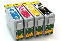ink cartridges for an inkjet printer