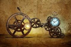 fanciful time machine