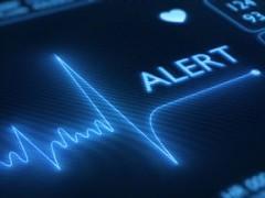 heart monitor - flatline alert